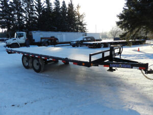 Rent me! 2017 Load Trail 18' Flatbed 7k Axles