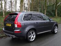 2008 58 Volvo XC90 2.4 AWD (185) Geartronic D5 R-Design..7 SEATS..HIGH SPEC!!