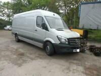 2016 Mercedes-Benz Sprinter 2.1TD 313CDI LWB BREAKING FOR SPARES PARTS ONLY