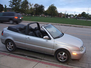 2000 VW Cabrio Convertible - Extremely Clean