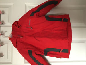Boys 3 in 1 mountain warehouse jacket