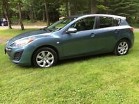 2010 Mazda3 Hatchback 87,000Km $207.65Monthly Tax in On the Road