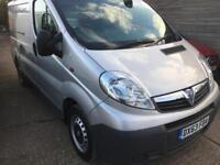 2013 Vauxhall Vivaro 2.0CDTi ( EU V ) 2700 SWB 2013/63