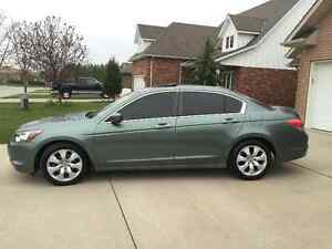 HONDA ACCORD EX-L, BRAND NEW BRAKES, WINTER TIRES INCLUDED