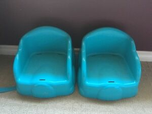 Two booster seats