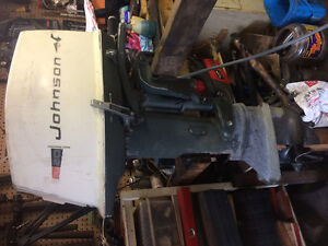Johnson 20 Horse Outboard