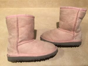 Toddlers Pink Boots Size 11 London Ontario image 1