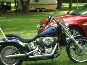 2007 Harley Davidson Softail Custom   *Mint*