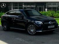 2018 Mercedes-Benz GLC CLASS GLC 250 4Matic AMG Line Premium 5dr 9G-Tronic Auto