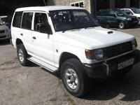 p reg Mitsubishi Shogun 2.8TD ( sr ) auto GLX