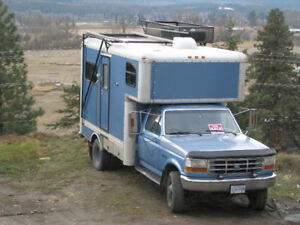 4x4. 7.3l power stroke, motor home,toy hauler,dully