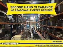 Commercial Second hand  Catering Equipment Clearance - Apollo Bay Colac-Otway Area Preview
