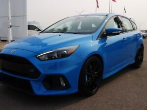 2016 Ford Focus RS  CERTIFIED PRE OWNED