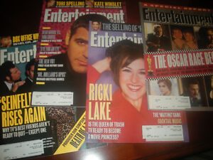 Entertainment Weekly 1996