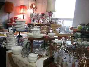 Canada's largest antique mall shop for unique items 600 booths