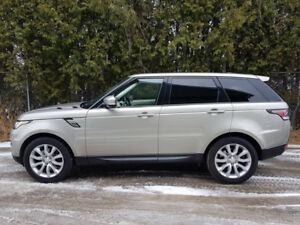2014 Range Rover Sport Super Charged 3.0 V6