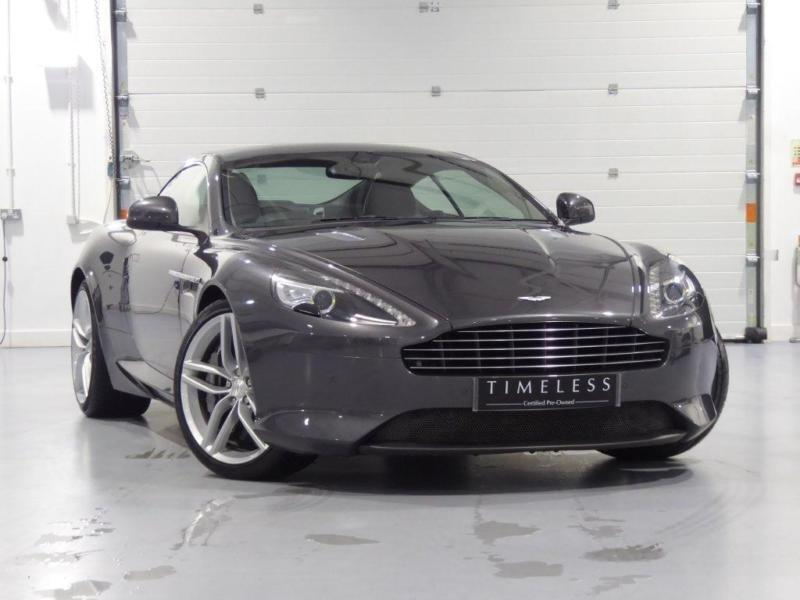 Aston Martin DB Coupe Dr Petrol Touchtronic II - How much are aston martins