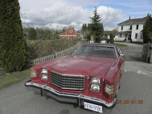 1977 FORD LTD 2  mint Condition
