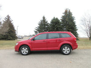 2013 Dodge Journey SE Crossover- 2 SETS OF TIRES!!  $58 per week