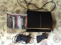 Sony PlayStation PS3 bundle with games