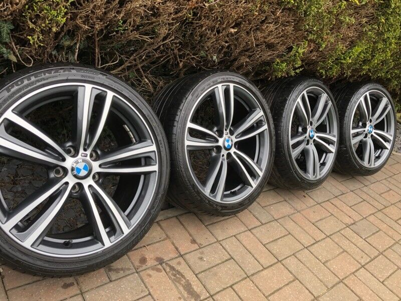 Genuine Bmw 3 4 Series 19 Quot 442 M Sport Alloy Wheels