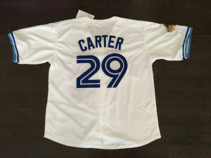 BNWT TORONTO BLUE JAYS JOE CARTER JERSEY