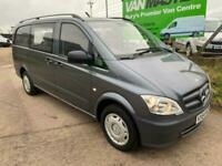 2014 Mercedes-Benz Vito 2.1 CDI Dualiner Long Panel Van 5dr (5 Seats) Other Dies