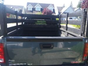 Strong Wood 4 Sided Truck Rack