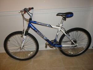Affordable Adult Size Mountain Bike With Front Suspension!