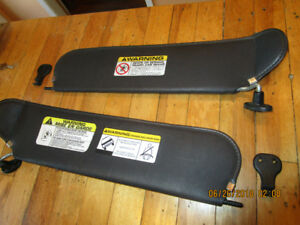 Jeep TJ Driver and Passenger Visors