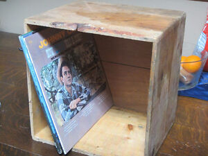 Antique Canadian Butter Crate