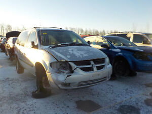 2007 Dodge Caravan Now Available At Kenny U-Pull Cornwall