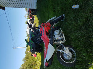 Crf 50 practically new!!
