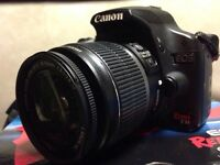 Canon EOS Rebel T1i Camera