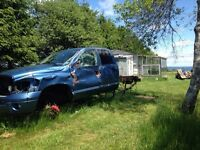 2006 Ram 4x4 for parts