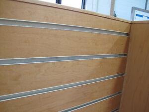 Portable, Rotating Slatwall Display Unit - Professional Quality Kitchener / Waterloo Kitchener Area image 3