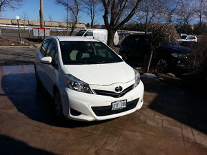 2012 Toyota Yaris Hatchback $7,500 FIRM