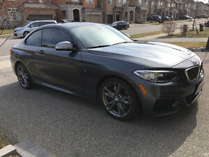 2015 BMW M235i - Manual - Low Km!