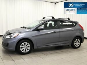 2016 Hyundai Accent Low Mileage Hatchback all for $37 weekly plu