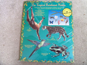 The Tropical Rainforest Mobile, NEW, Best Offer