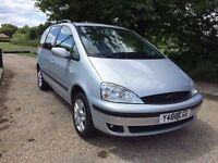 FORD GALAXY 2.3 GHIEA 7 SEATER LOOKS AND DRIVES LOVELY LONG MOT