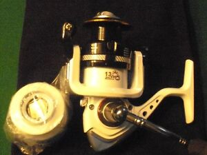New CM4000 Series 14BB 5.2:1 Spinning Reel