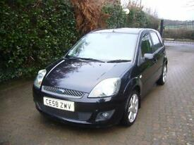 Ford Fiesta 1.4 2008.MY Zetec Blue