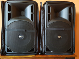 Rcf | Speakers & Monitors for Sale - Gumtree