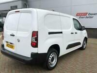 2021 Vauxhall COMBO CARGO 2300 1.5 Turbo D 100ps H1 Dynamic Van Van Diesel Manua