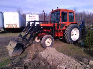 tracteur  Bélarus