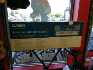 clavier electronique casio