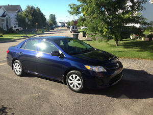 2013 Toyota Corolla CE toit ouvrant climatiseur gr elect