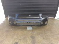 Toyota RAV4 front bumper