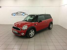 Mini Mini Clubman 1.6TD ( Chili ) 5d Cooper D Red Manual Diesel